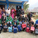 2017.2.2〜 ランドセルをネパールの子どもたちに届けてきました!